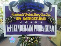 Penawaran Bunga Papan Duka Cita Dengan Harga Termurah Dari Agustina Florist Surabaya