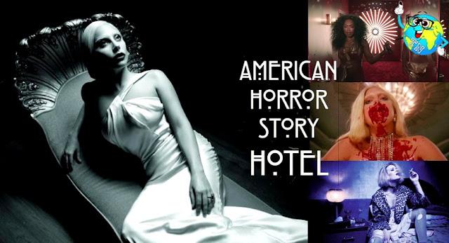 Lady Gaga, American Horror Story Hotel, séries, Terra de Nerd