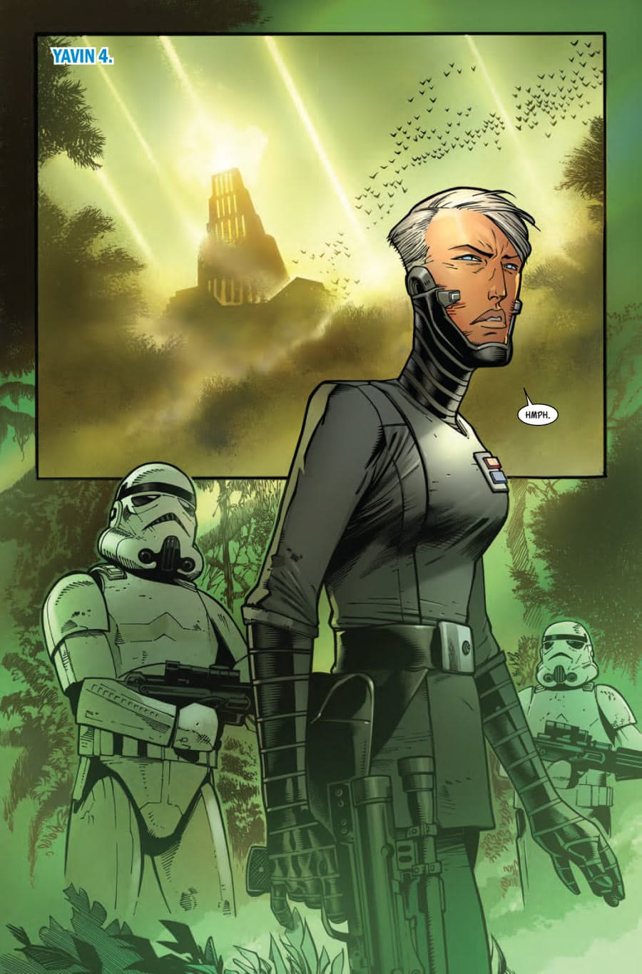 Images: Marvel Comics Star Wars: Doctor Aphra #4 Preview