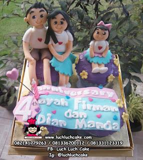 Cupcake Pink Keluarga Surabaya - Sidoarjo