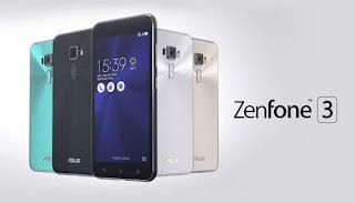 Download Firmware Asus Zenfone 3 ZE552KL Terbaru Tanpa Iklan