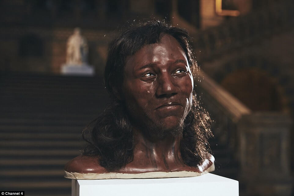 10,000-year-old 'Cheddar Man' Had Dark Skin And Blue Eyes, DNA Analysis Reveals