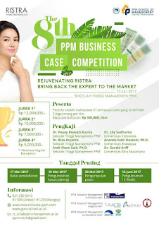 The 8th PPM Business Case Competition 2017