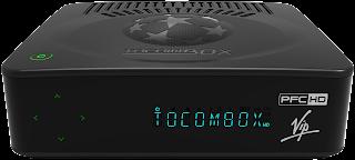 TOCOMBOX PFC HD VIP NOVA ATUALIZAÇÃO V 1.037 - 30/04/2017