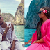 South African celebrity couple, Bonang Matheba and AKA holiday in Thailand