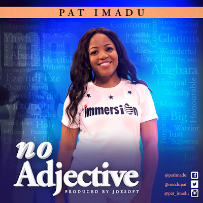 Pat Imadu - No Adjective Lyrics