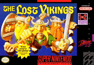 The Lost Vikings (BR) [ SNES ]
