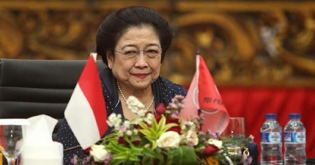 Megawati akan Terima Gelar Doktor HC dari Kampus di China