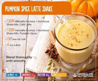 Herbalife Protein Shake Recipe