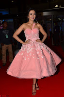 Catherine Tressa looks super cute in strapless sleeveless deep short dress at 64th Jio Filmfare Awards South ~  Exclusive 014.JPG