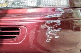comment reparer les rayures de voiture