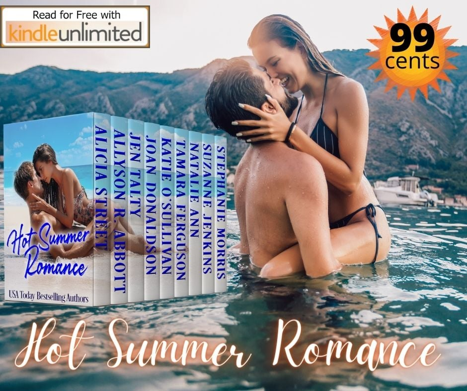 9 hot summer reads for 99 cents