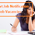 Latest Govt Job Notification 2019 - Job Vacancies