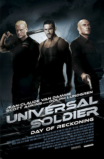 Universal Soldier Regeneration 2009 Dual