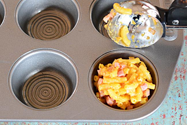 Macaroni Muffins