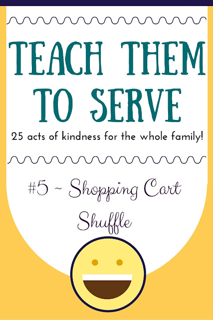25 super simple acts of kindness for the whole family!