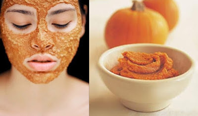 Homemade Pumpkin Face Mask Recipe