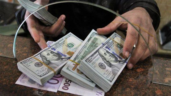الأسعار الرسمية لصرف العملات الأجنبية والعربية بالبنوك اليوم