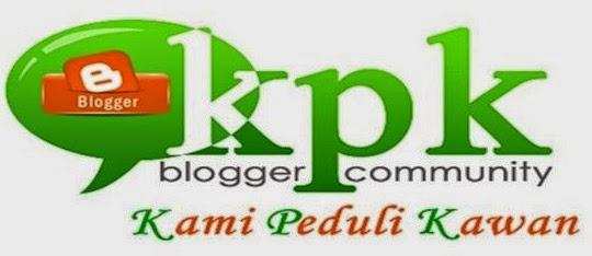 AKU ANGGOTA KPK BLOGGER COMMUNITY