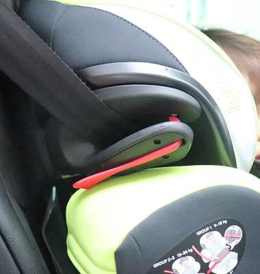 siège auto kiddy