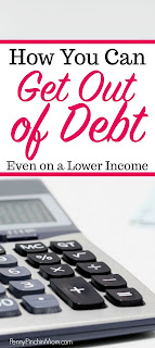 How To Get Out Of Debt Fast On You Own Tips