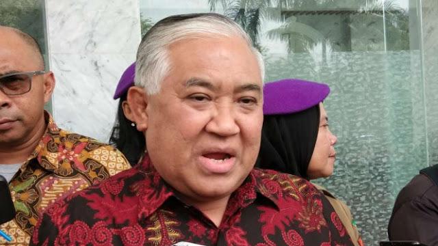 Din Syamsuddin Bilang Upayanya akan Terganggu jika Bekerja pada Jokowi
