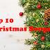Top 10 Christmas Songs - Blogmas #1