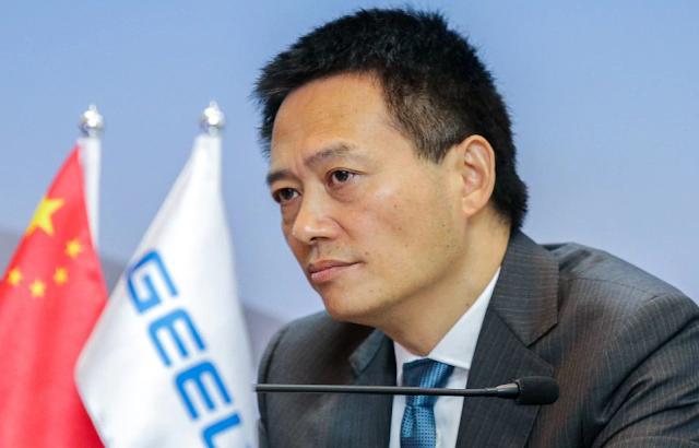 """CEO baru cadang ganti nama Proton kepada """"Bao Teng"""" dalam bahasa Cina"""
