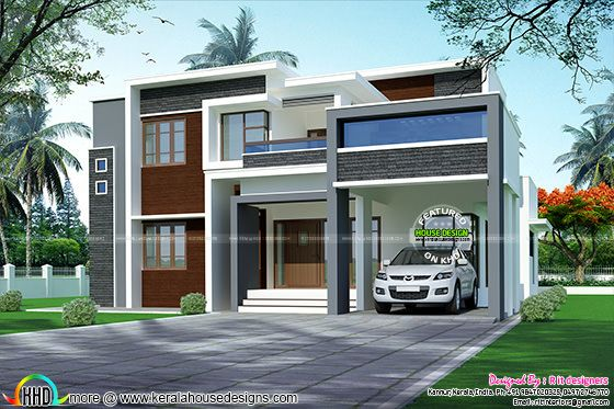 3088 sq ft 4 bedroom box type home