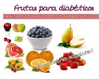 Las frutas para diabéticos tienen un montón de beneficios para los pacientes con diabetes