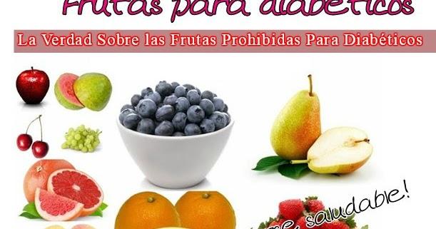 FRUTAS PROHIBIDAS PARA DIABETICOS | Cura la Diabetes tipo 2