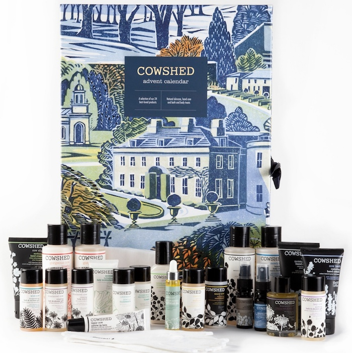Cowshed Advent Calendar 2018
