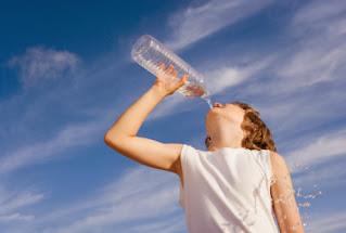 Air Dingin Baik Setelah Berolahraga