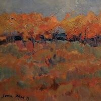 Pintura paisajes en venta Joan Más