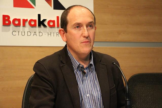 El concejal socialista Carlos Fernández