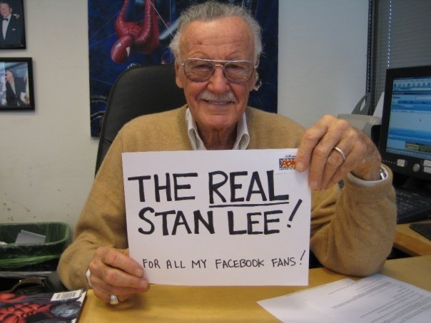 HAPPY 94th BIRTHDAY STAN LEE!
