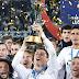 Cristiano Ronaldo dan Zidane Kembali Raih Penghargaan