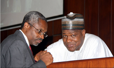 Budget padding scandal: Jibrin discloseshow Dogara, Gbajabiamila, others allegedly received over N10bn in allowances