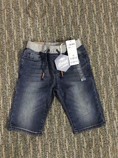 Quần short jean bé trai hiệu Topten xuất Hàn Quốc, xịn dư made in vietnam.