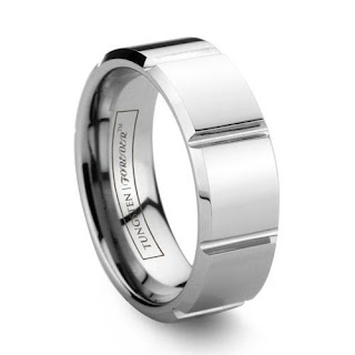 Men Wedding Bands Platinum