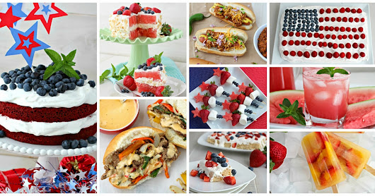 4th of July Recipes 2017