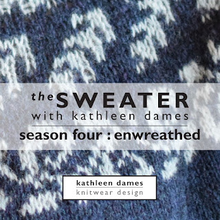 The Sweater with Kathleen Dames, Season Four: Enwreathed