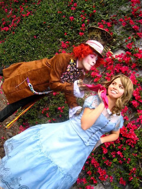 Alice in wonderland - 1 part 9