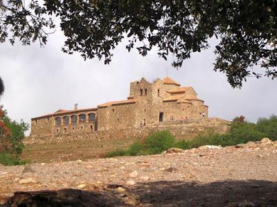 Monasterio de  La Mola