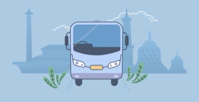 Tiket Bus Online: Tips Nyaman Bepergian Jarak Jauh Dengan Naik Bus