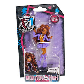 MH Just Play Clawdeen Wolf Figure