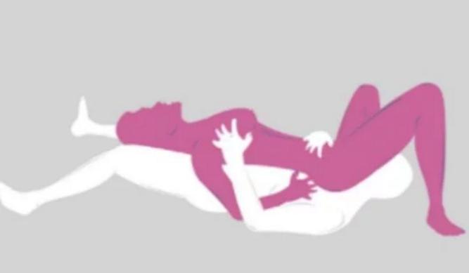 Está na altura de conheceres uma nova posição sexual...
