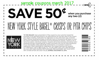 Grocery coupons for march 2017