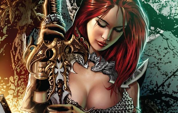 Ficha de Sonja para sistema Daemon