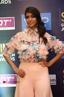 Actress Lakshmi Manchu Pos in Stylish Dress at SIIMA Short Film Awards 2017 .COM 0051.JPG